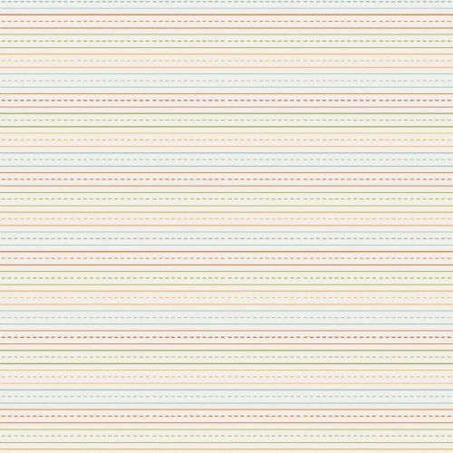 Riley Blake - School Days (Multi) C4824 Fabric